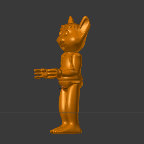 carotte2.png Download free STL file Troll to go up and sew • 3D printing object, Jaenne