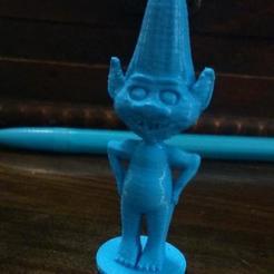 Impresiones 3D gratis Troll símbolo, Jaenne