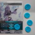 Download free STL file Token freeze Final Fantasy • 3D printer design, Jaenne