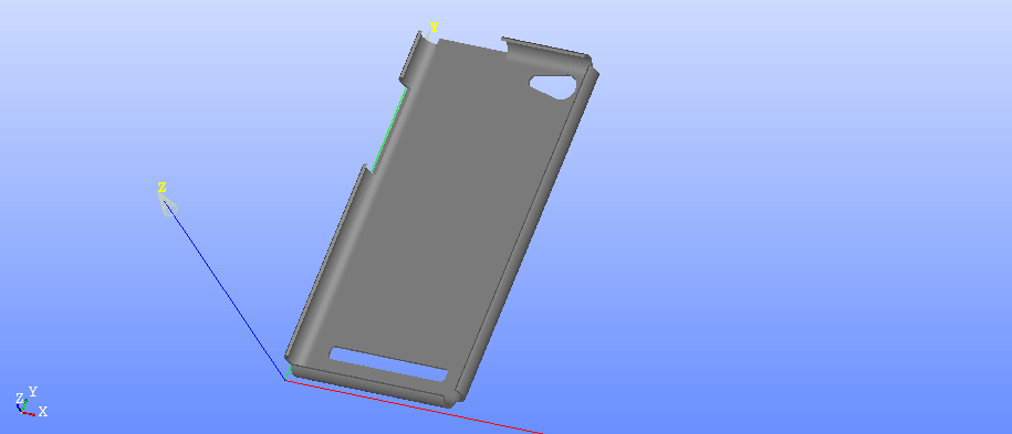iso.png Download free STL file Archos 45b Neon case • Object to 3D print, angedemon888