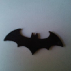 Free STL files Logo batman key holder, angedemon888