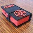 Télécharger modèle 3D Boîte à Dés du Grimoire du Magicien envoûtant, Giandroid