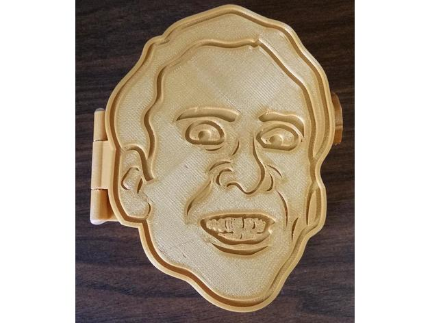 0190a532d309a34bee604338a455833e_preview_featured.jpg Download free STL file Nicholas Cage RPG Dice Box  • 3D printable design, Giandroid