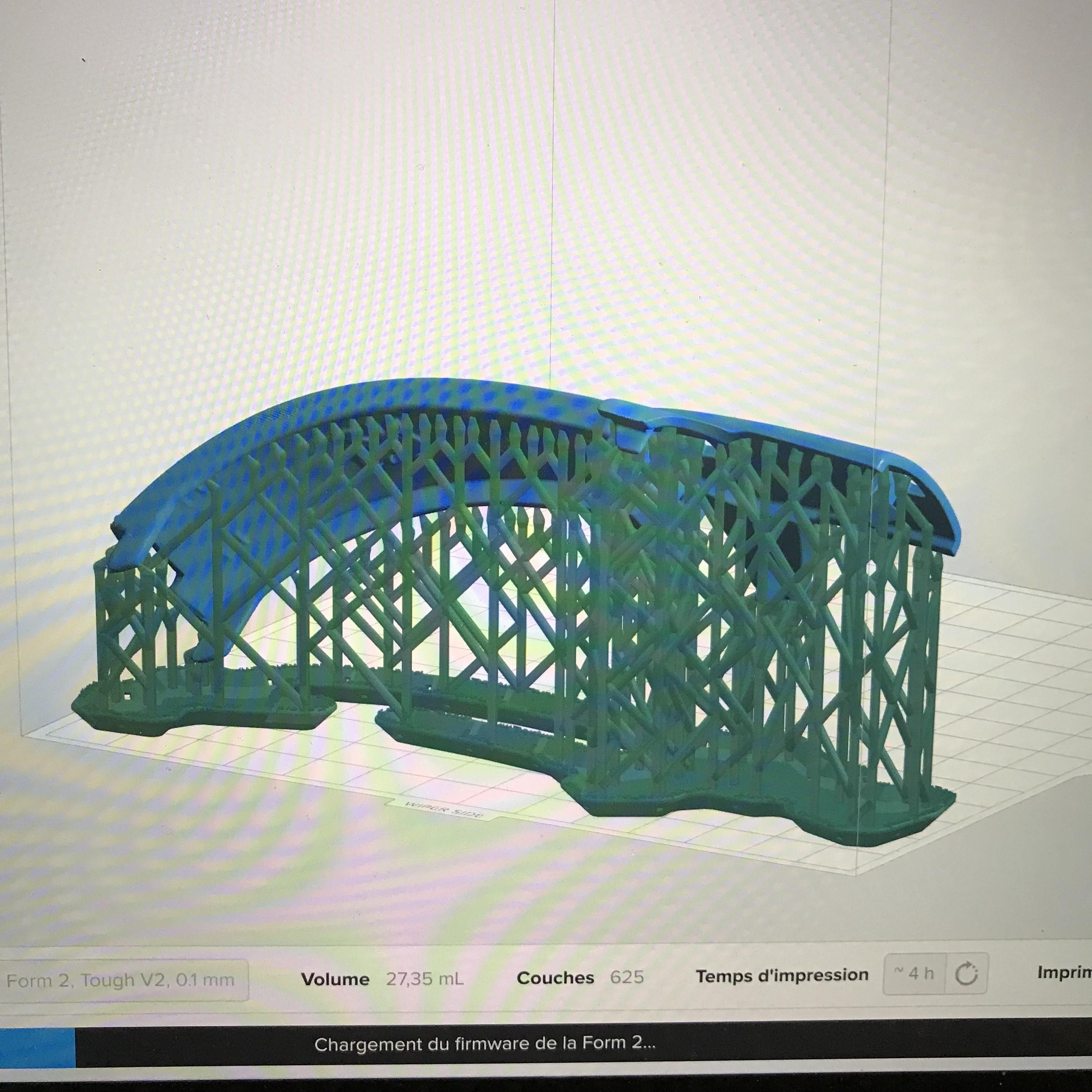 IMG_7071.JPG Télécharger fichier STL gratuit Cache fixation porte bagage 206cc • Design pour imprimante 3D, Snoop827