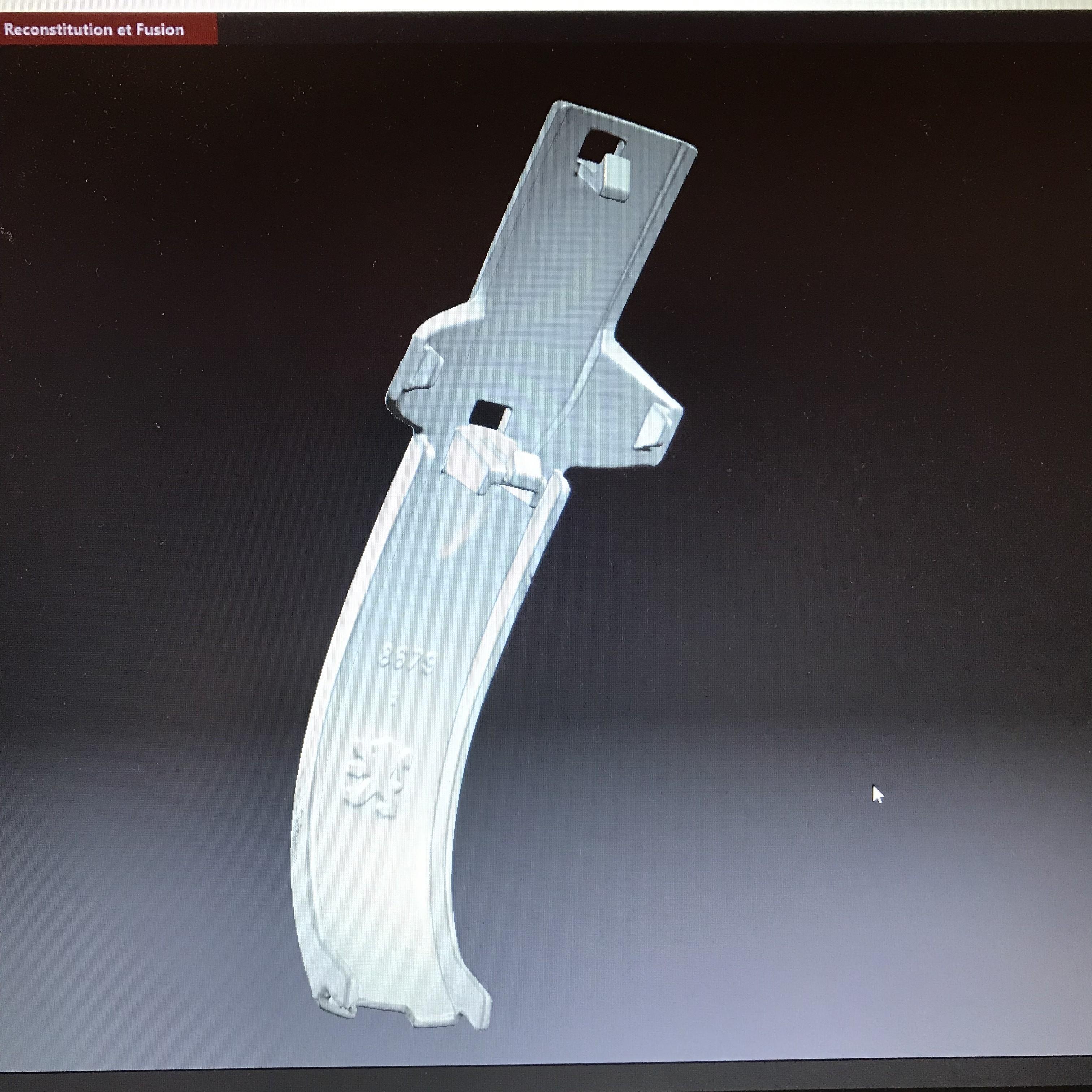 IMG_7078.JPG Télécharger fichier STL gratuit Cache fixation porte bagage 206cc • Design pour imprimante 3D, Snoop827