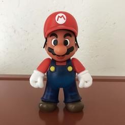 Archivos STL gratis Super Mario juego completo, Snoop827