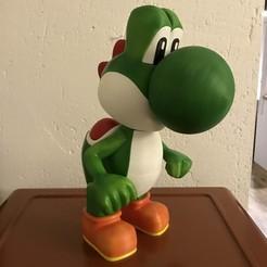 Imprimir en 3D gratis Juegos de Mario de Yoshi - Multicolor, Snoop827