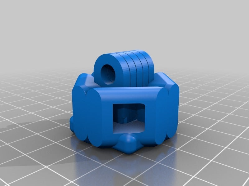 652998418c5f3ff558165e23deeb55a8.png Download free STL file My Customized Smartphone Tripod Holder for Samsung S8 iPhone 8 and more • 3D printer template, Joep