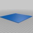 938cb3098188b9d03c141fd4db356df2.png Télécharger fichier STL gratuit Plaque de base Lego 24x24 • Design à imprimer en 3D, Joep