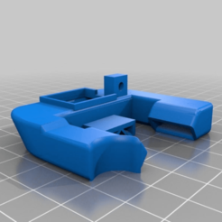 Download free 3D printer templates Nozzle view, Joep