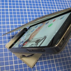 Descargar archivos 3D gratis Soporte para teléfonos inteligentes Univers, Joep