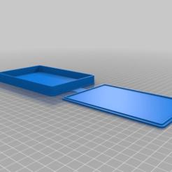 Download free 3D printing designs lumia 950xl box, Joep