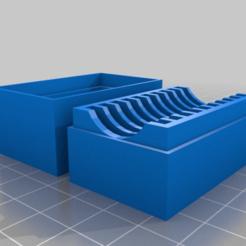 Imprimir en 3D gratis Caja de tarjeta SD, Joep