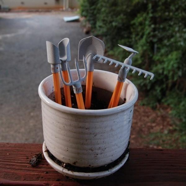 Desktop_Gardening_Tools_2.jpg Download free STL file Desktop Gardening Tools • Template to 3D print, Trisha