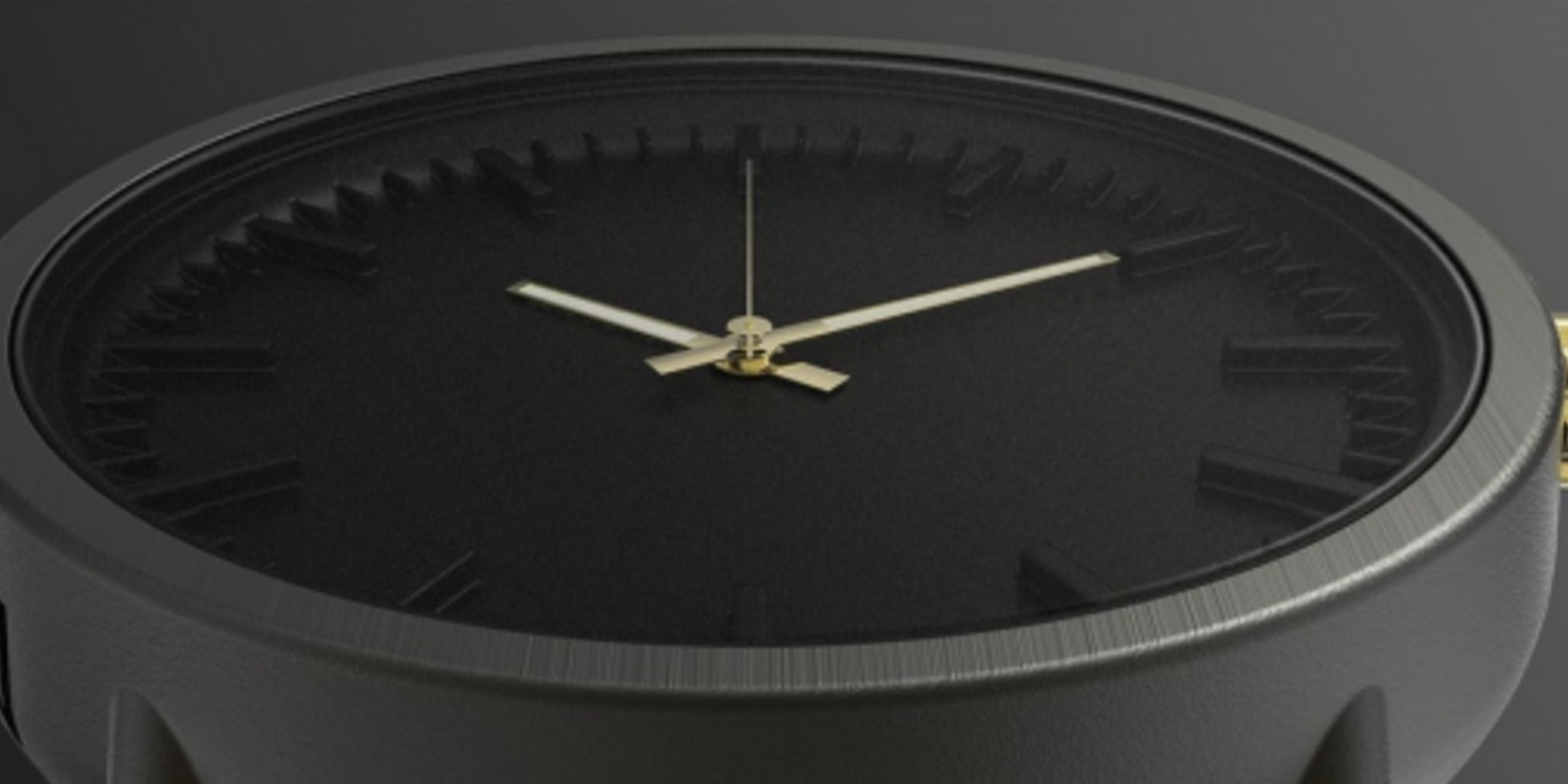 rvnDSGN, the first brand of watches printed in 3D