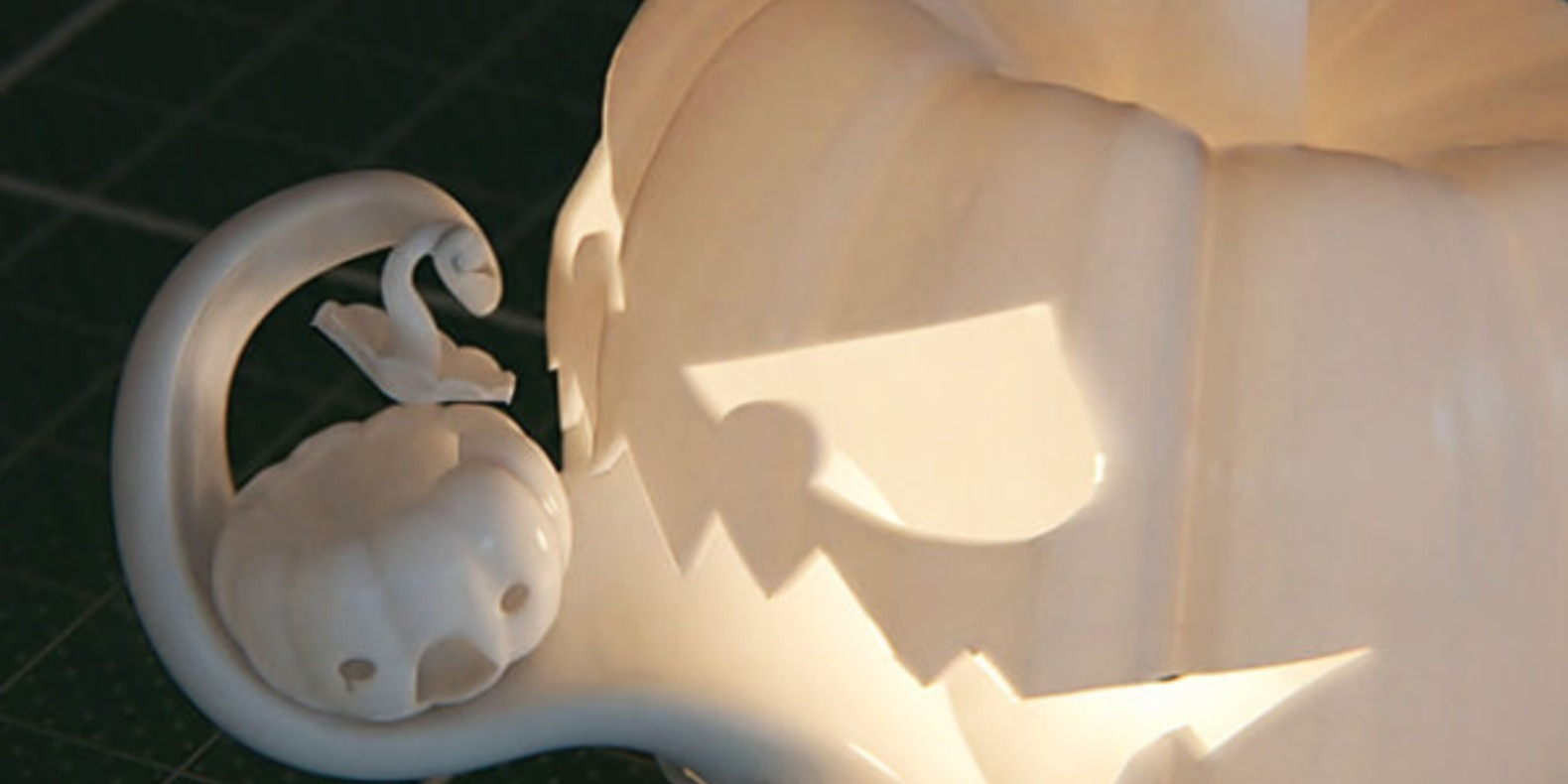Top 10 best Halloween pumpkins printed in 3D