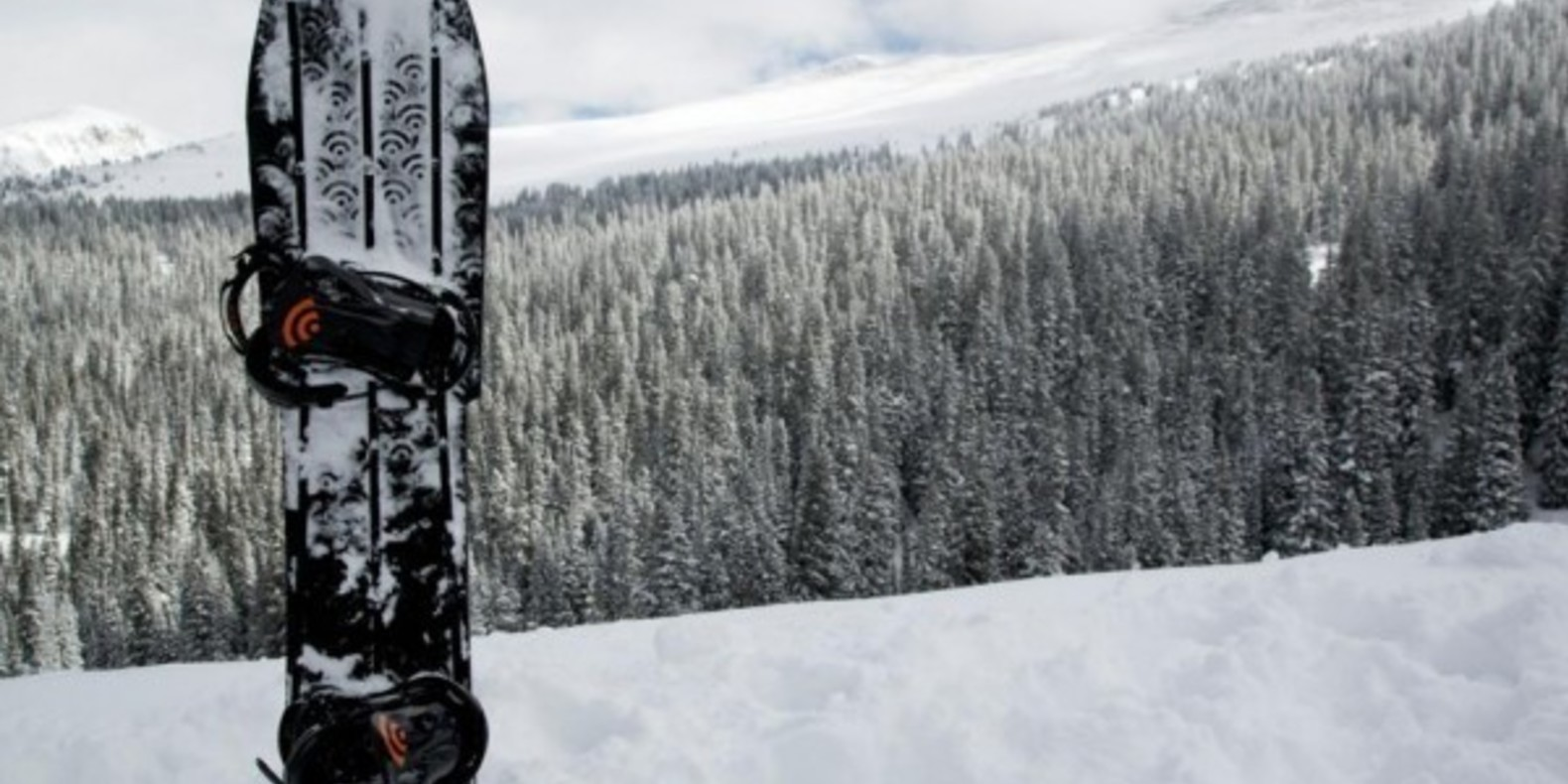 The first snowboard printed in 3D