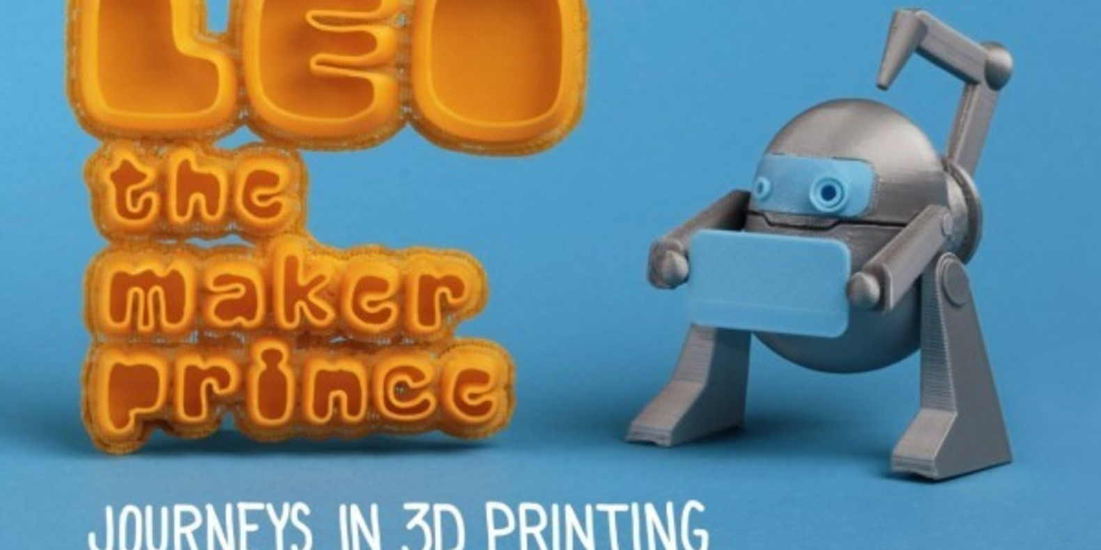 The first book on 3D printing for children