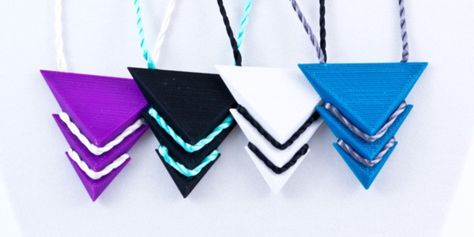 3D printed jewelry from Future Factory 3D