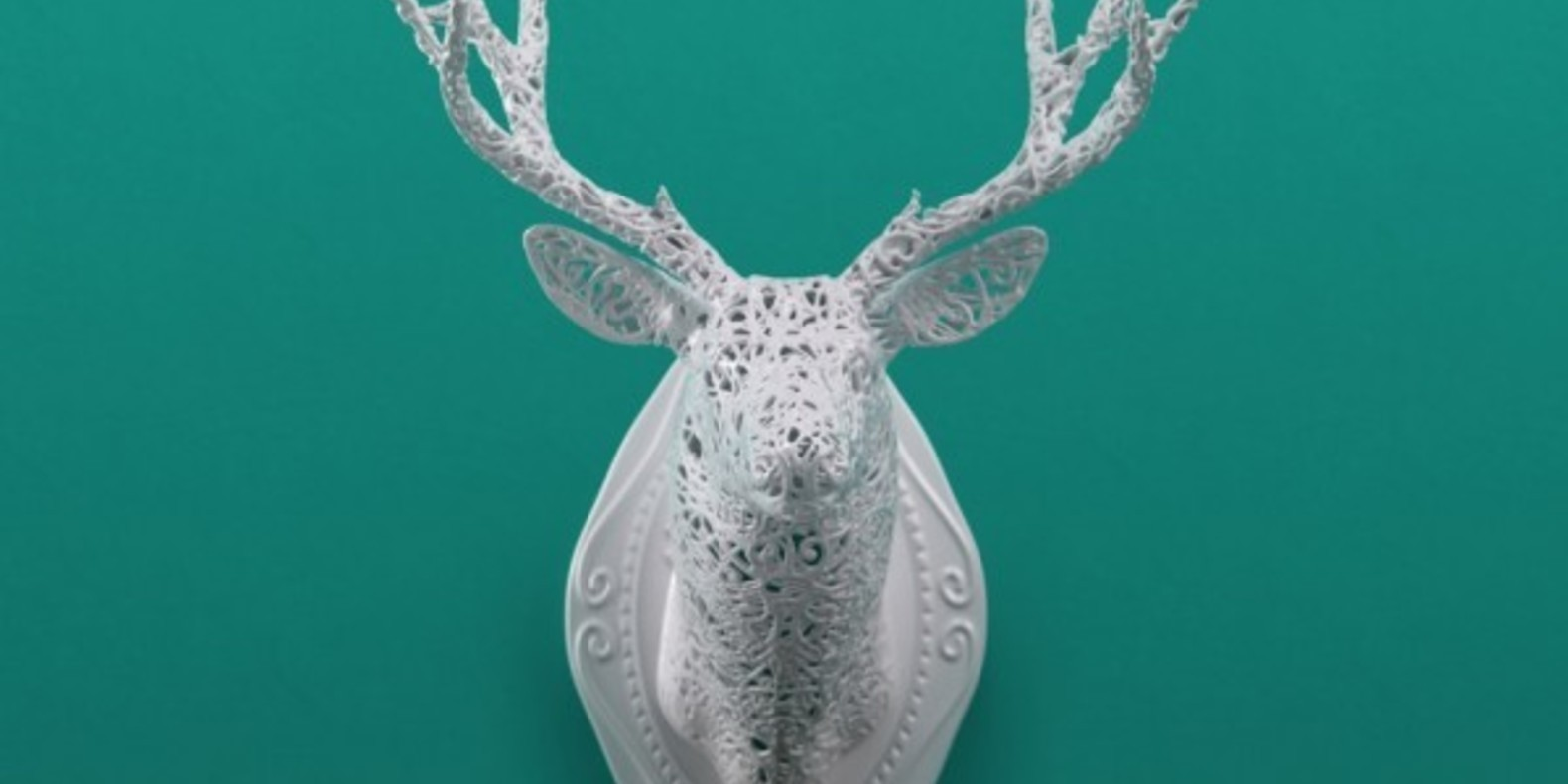 The 3D printed art of Linlin & Pierre-Yves Jacques
