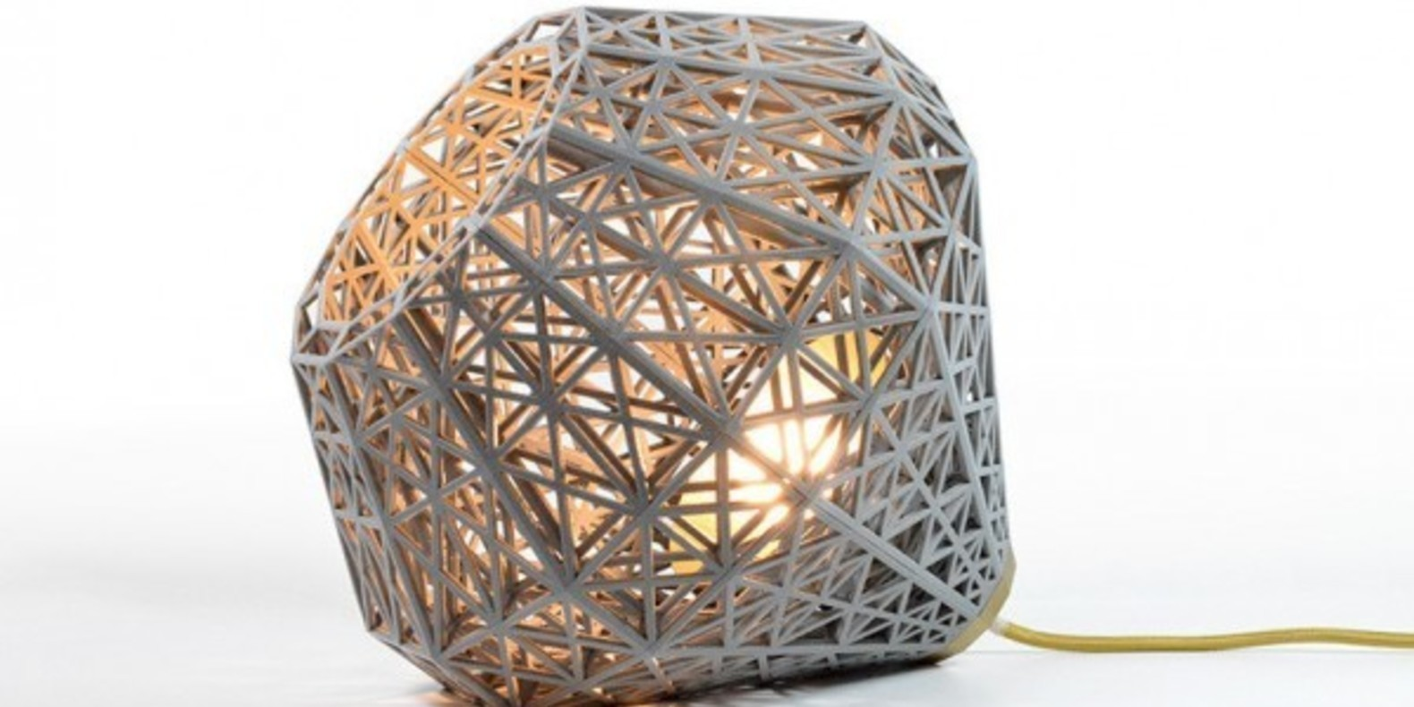 """The """"Maison & Objet"""" design collection from leFabShop printable in 3D"""