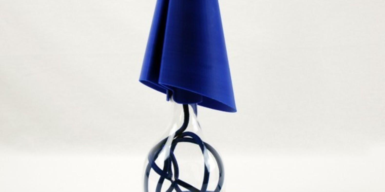 Un abat-jour imprimé en 3D pour les lampes IKEA