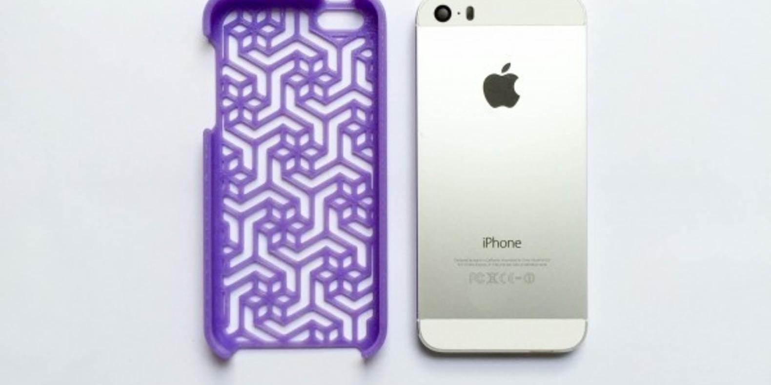 Des coques d'iPhone imprimées en 3D