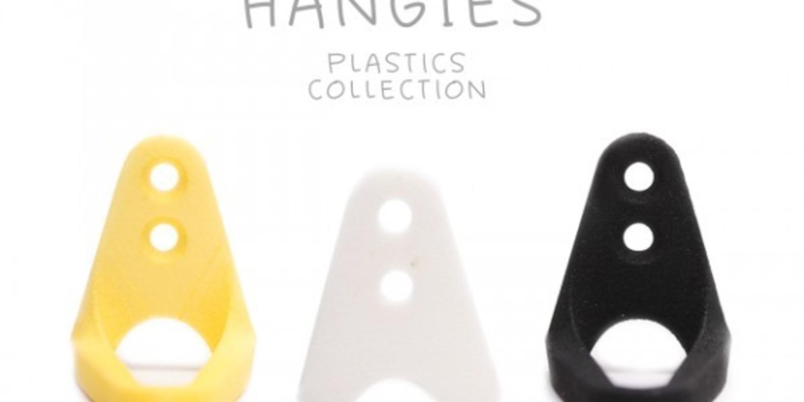 Hangie, un support imprimé en 3D pour votre appareil photo