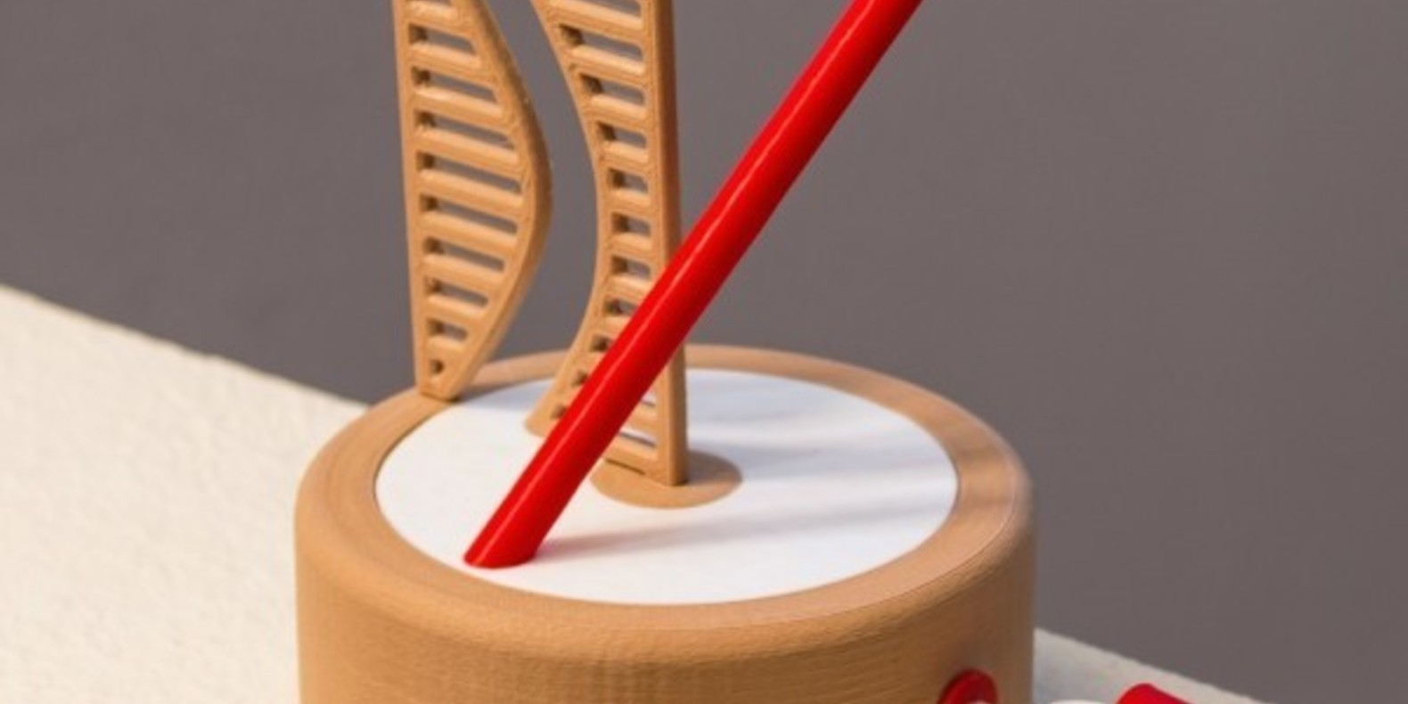 Une incroyable illusion d'optique imprimée en 3D