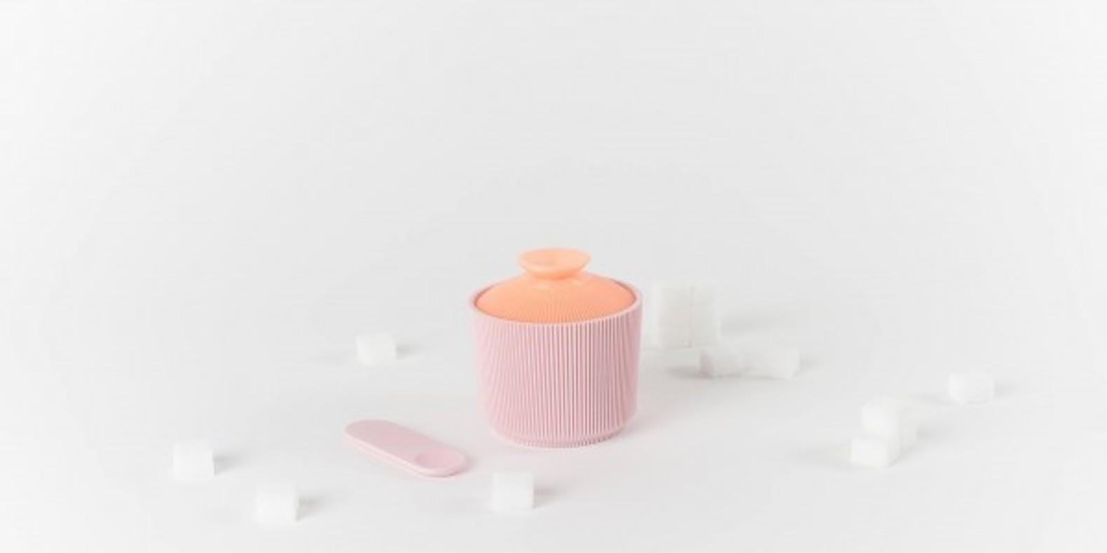 Un superbe sucrier à imprimer en 3D