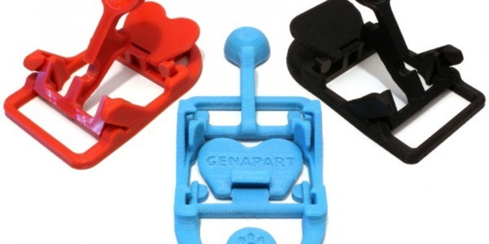 Une catapulte imprimable en 3D en une seule pièce