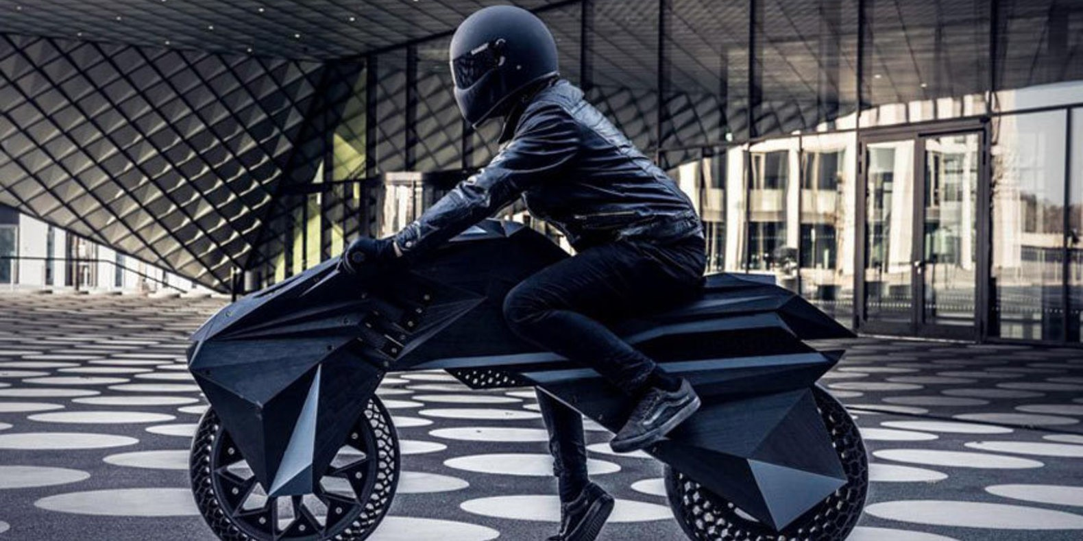 Moto: Nera, the first two-wheeler to be fully 3D printed 3D