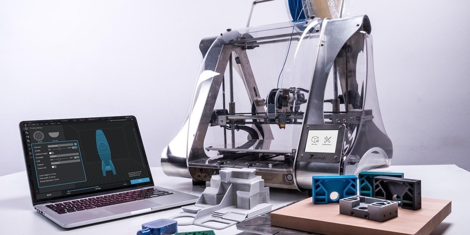 Áreas de aplicación de la impresión 3D