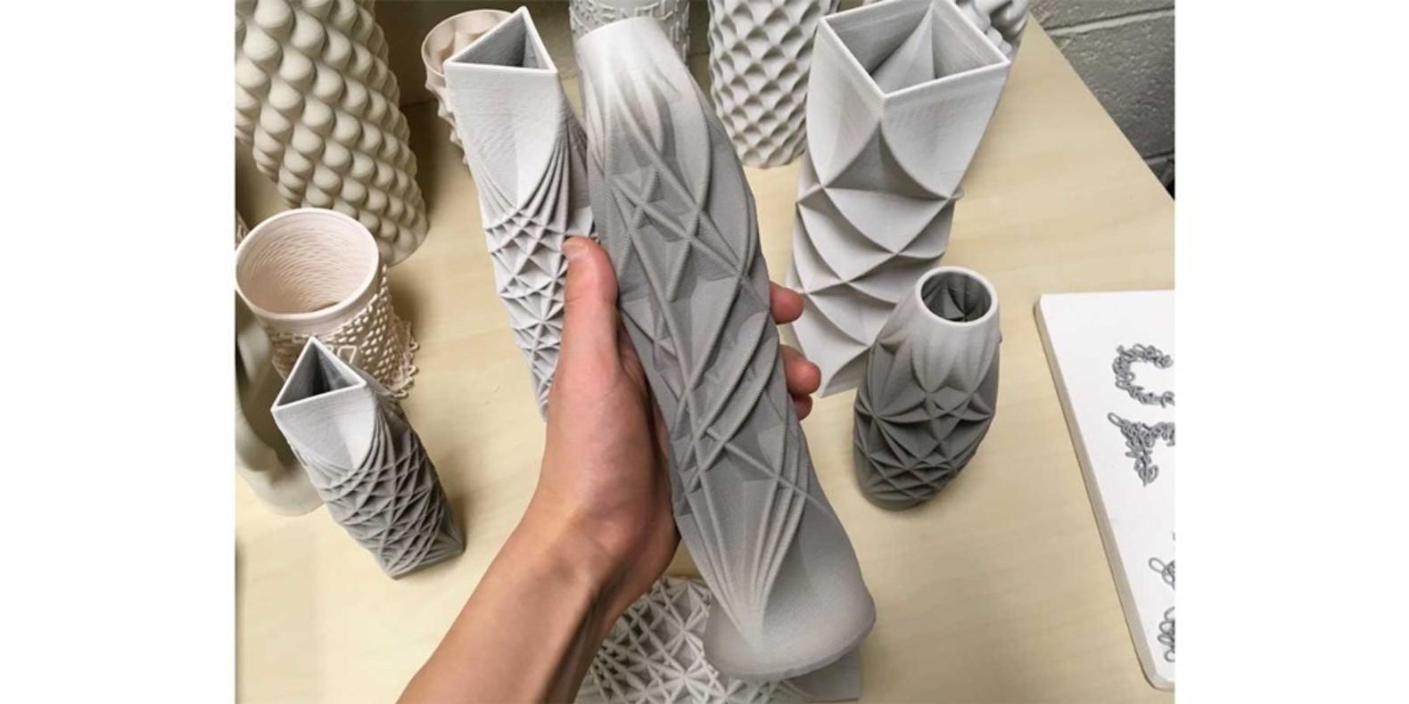 Aprenda cómo empezar con la impresión en 3D en cerámica