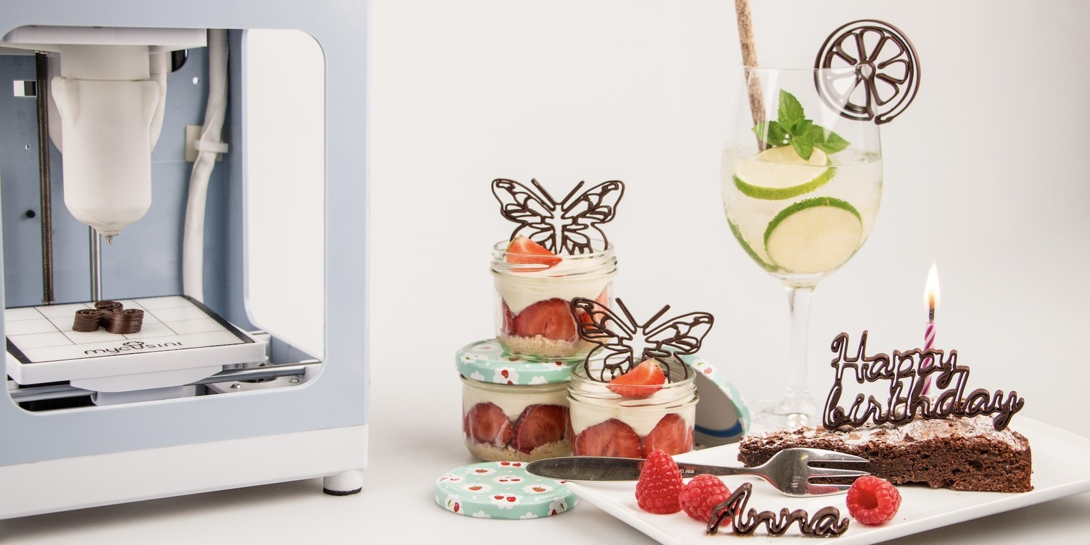 Kitchen revolution: mycusini 3D Choco printer