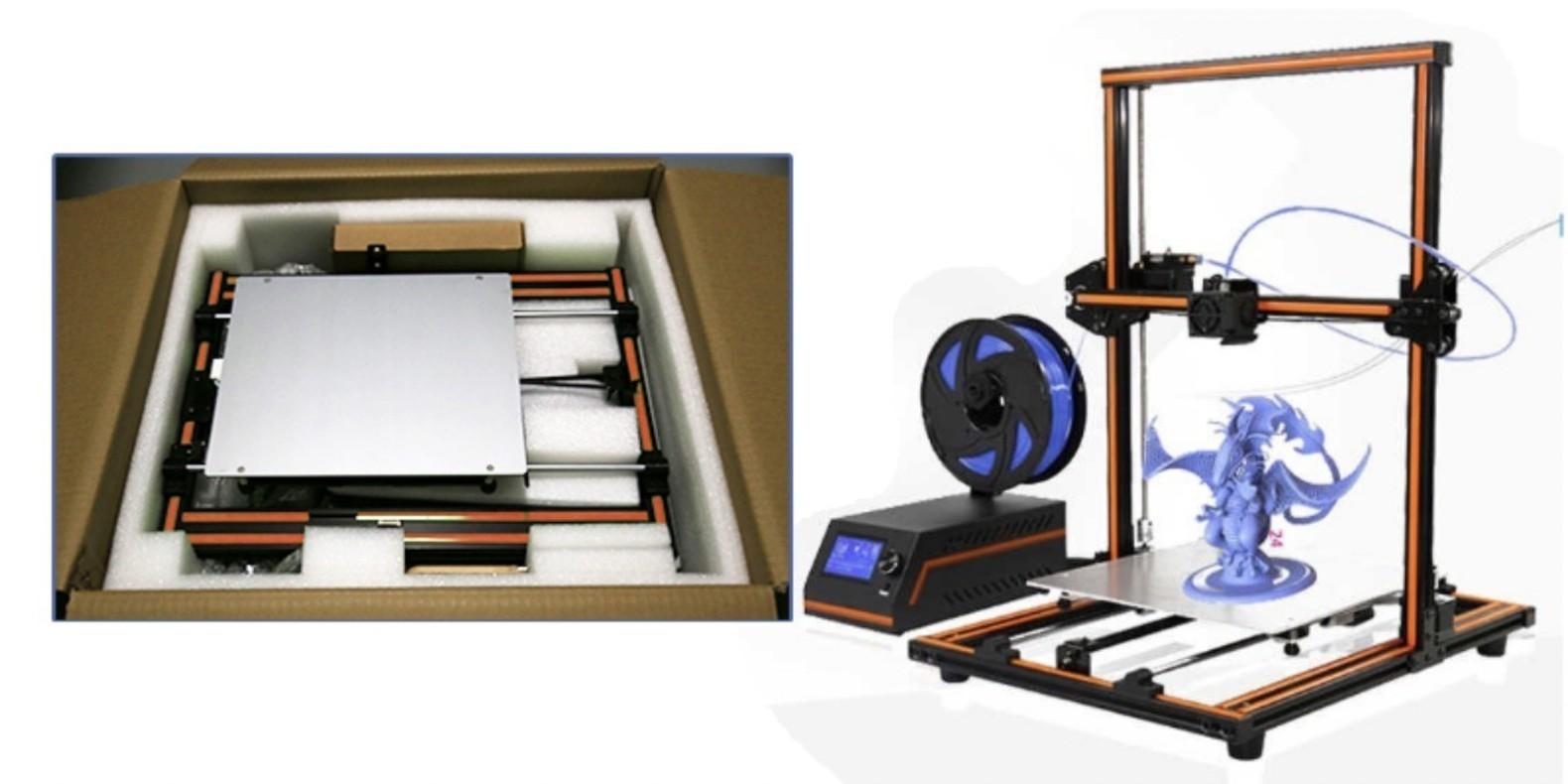 Cómo configurar una impresora 3D en 4 pasos