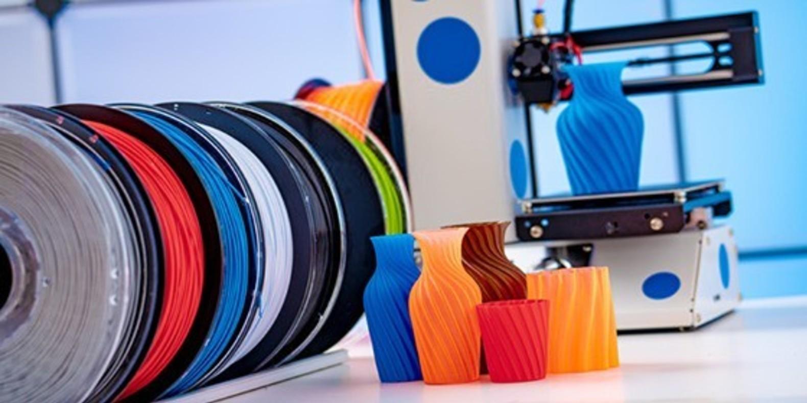 The Magic of 3D Printing