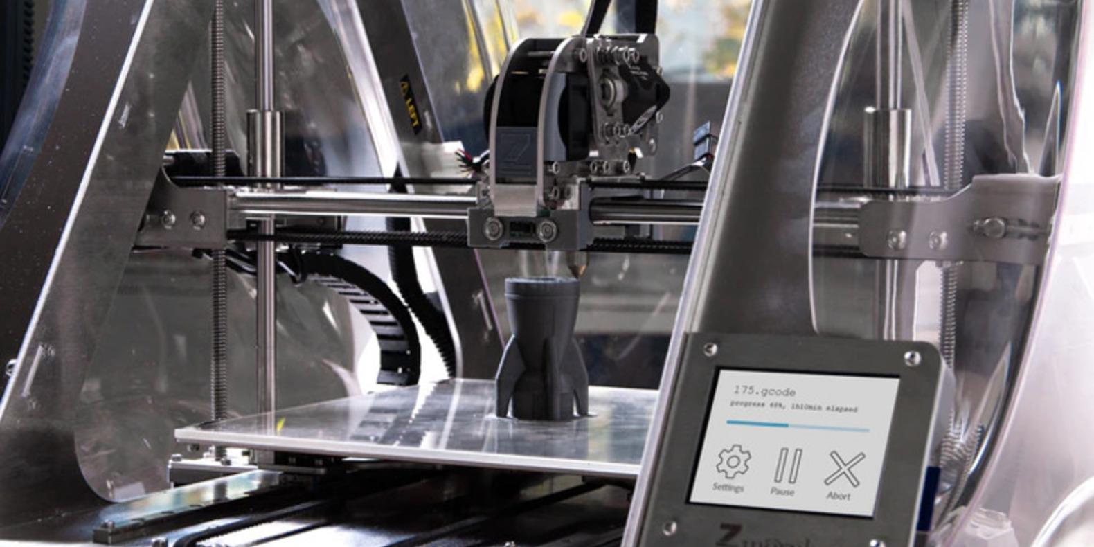 The Origins of 3D Printing