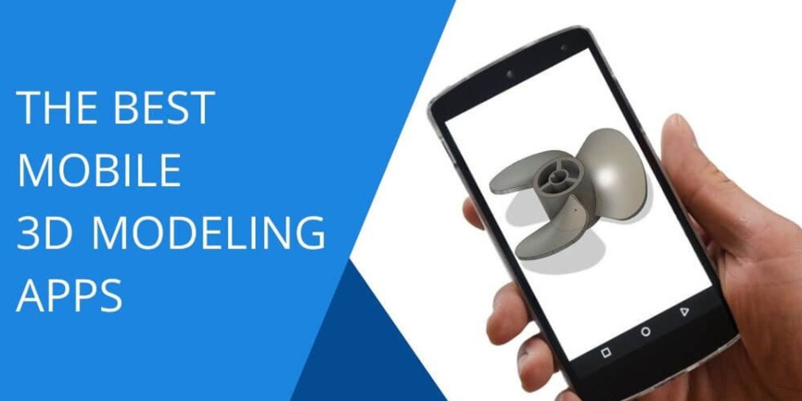 Top 3D Modeling Apps to Choose in 2020