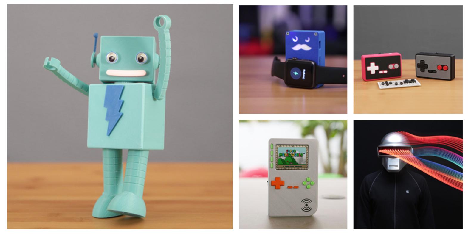 Entrevista a los diseñadores de impresión 3D: Pedro & Noe de Adafruit
