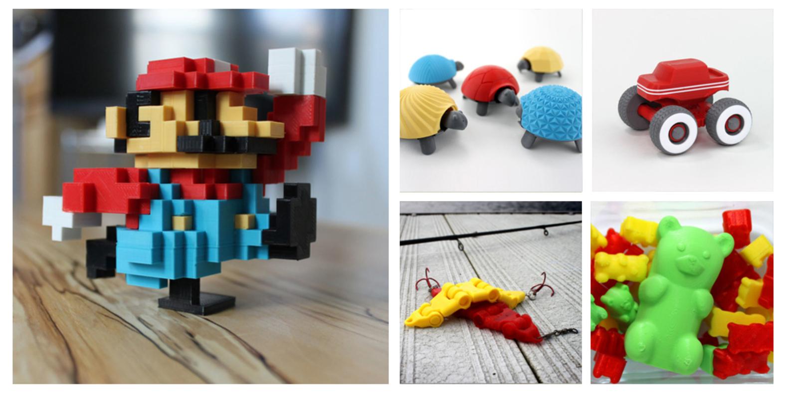 Interview de designers pour l'impression 3D : Jacob Stanton
