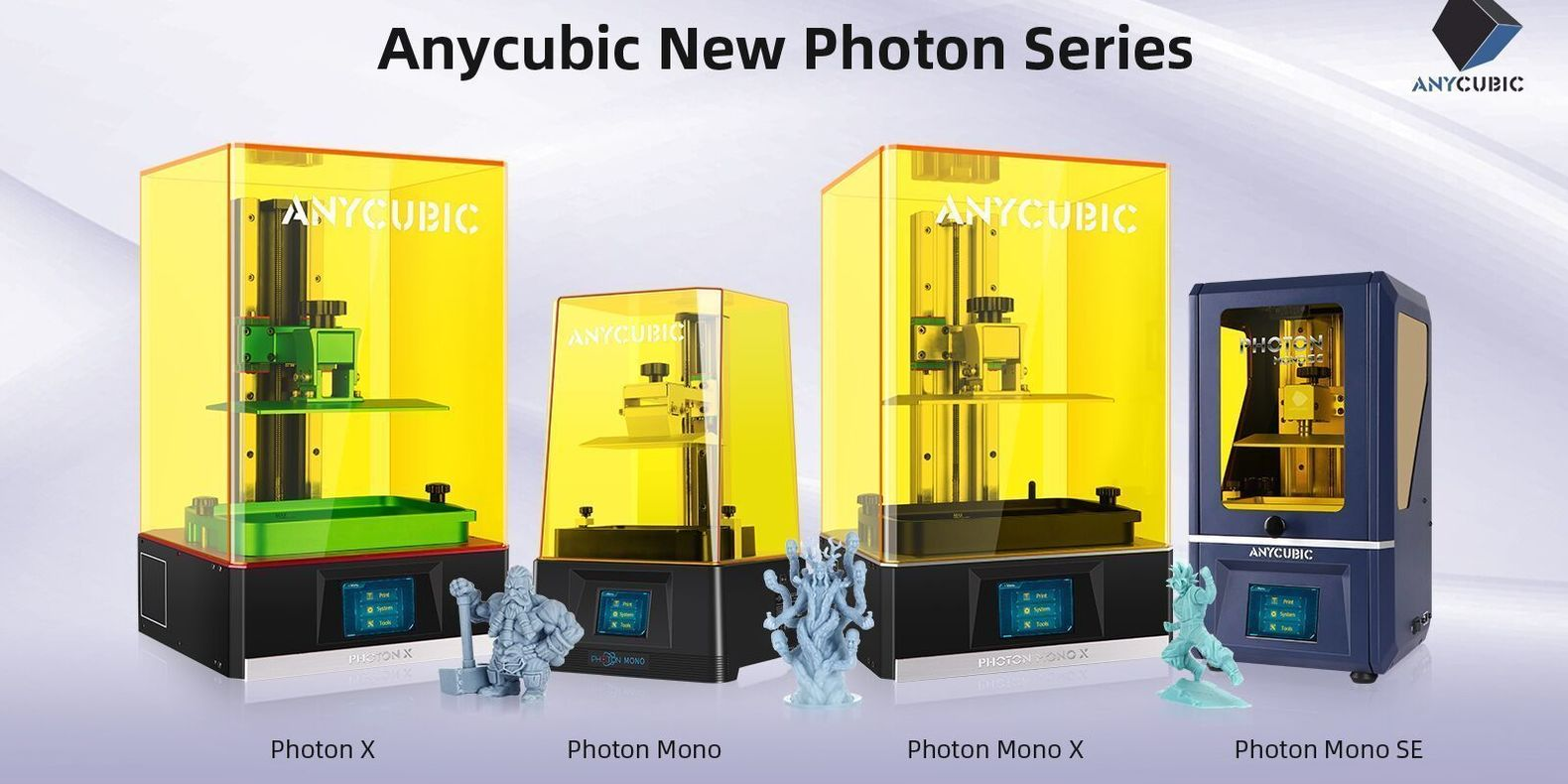 New Product Launch at Anycubic 5th year Anniversary - Photon Mono, Photon Mono X, Photon Mono SE, Photon X and More