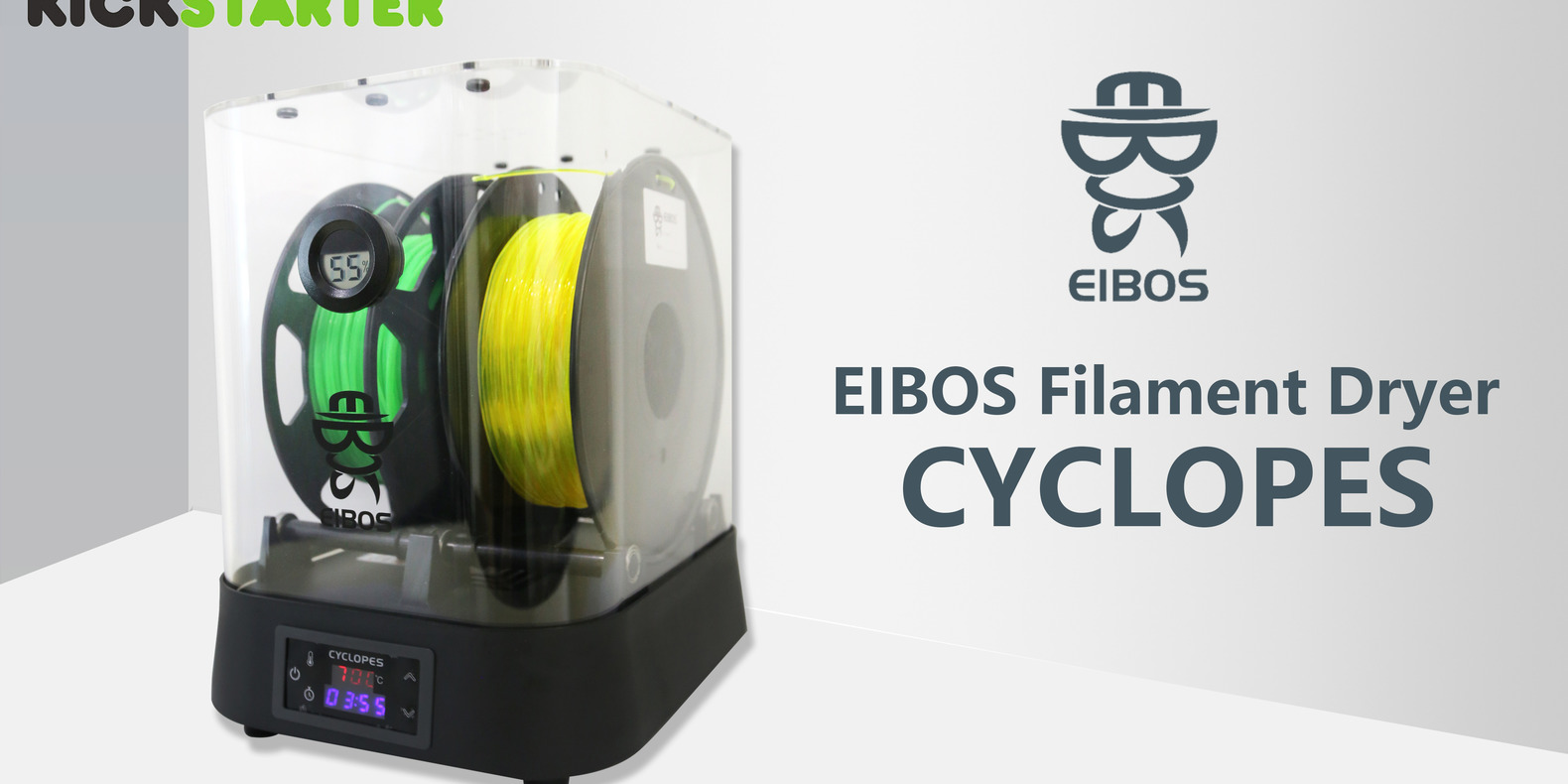 How to prevent 3D printing filament from moisture absorption By EIBOS