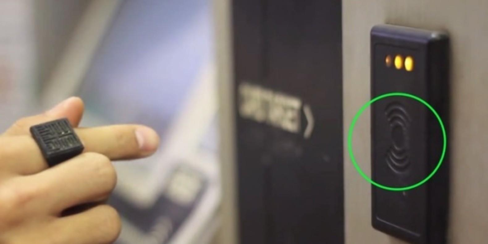 sesame ring theory 3D printed bague imprimée en 3D cults3D fichier 3D kickstarter boston MIT 5