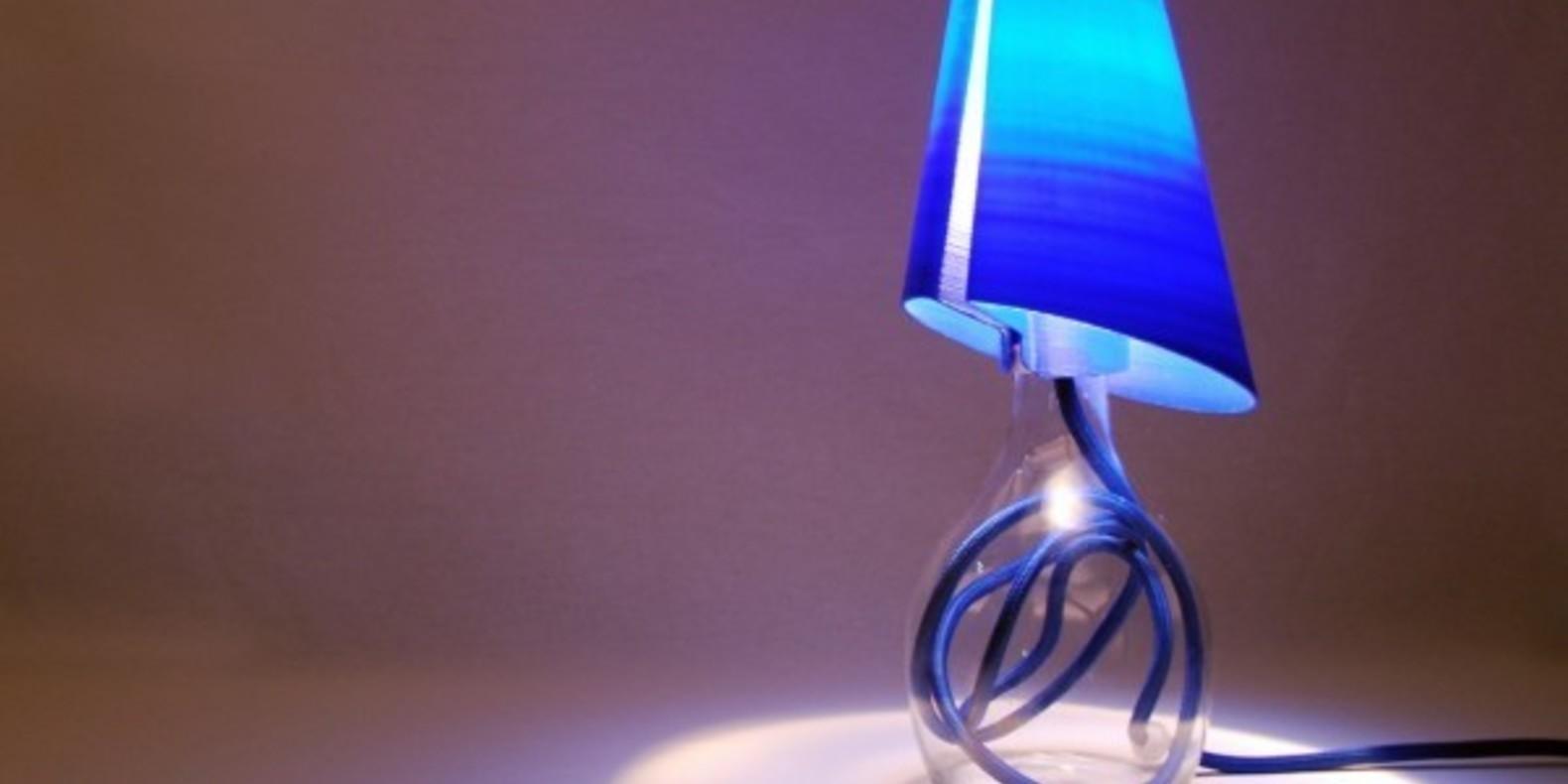 lamp shade abat-jour ikea brignetti studio design cults fichier 3D 3