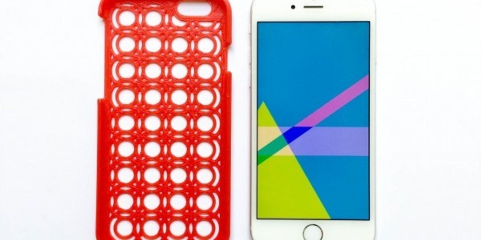 3DNG cults fichier 3D coques d'iphone imprimée en 3D 3D printed