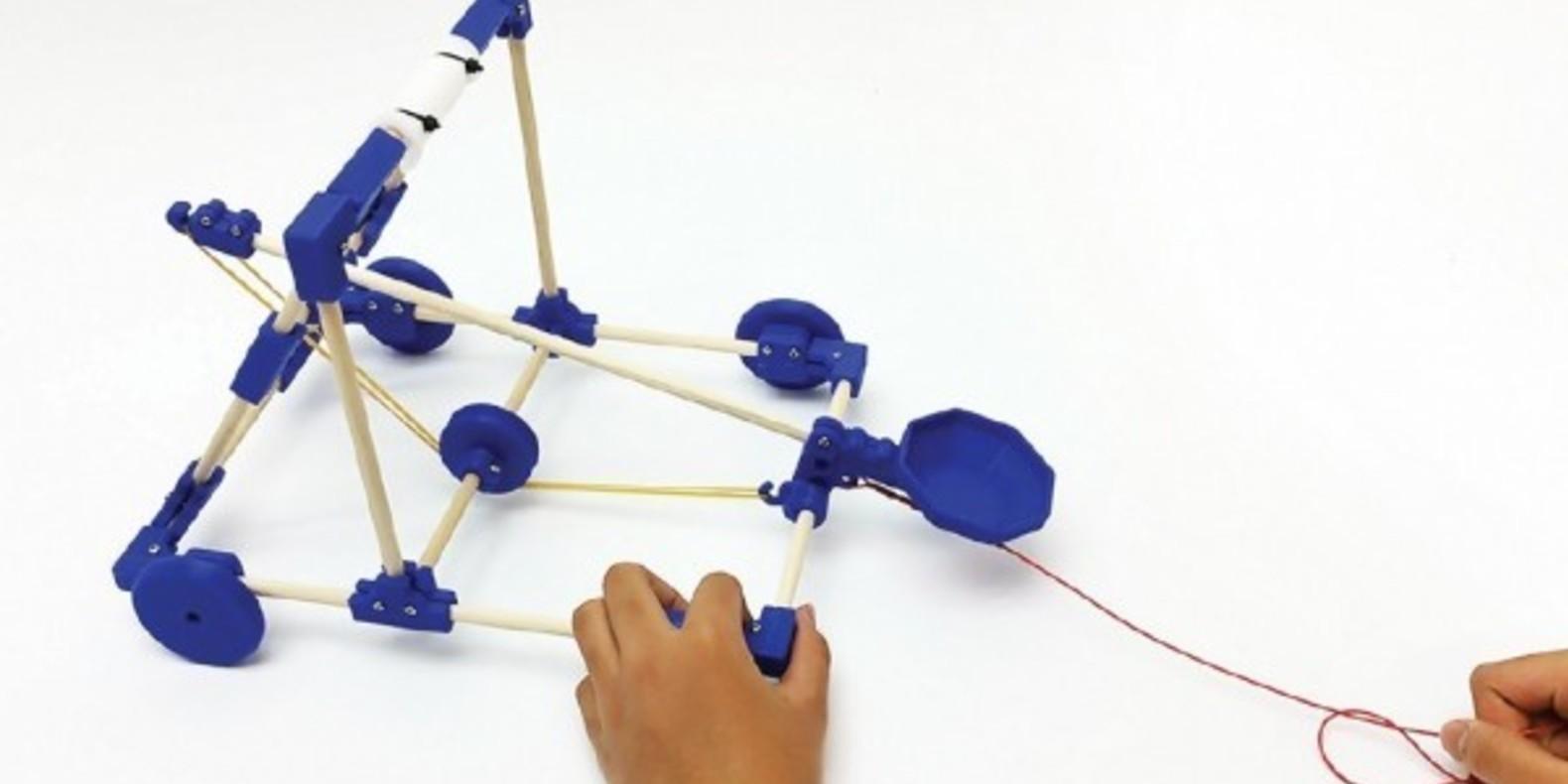 mypie catapulte fichier 3D cults impression 3D maker