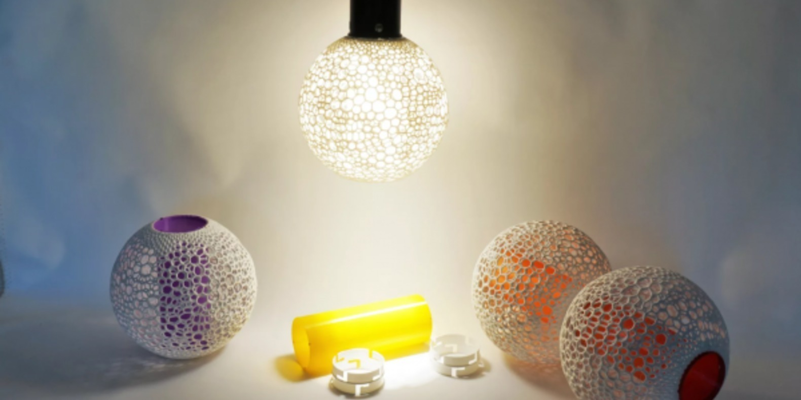 lampe sino makemakemake impression 3D fichier 3D cults 1