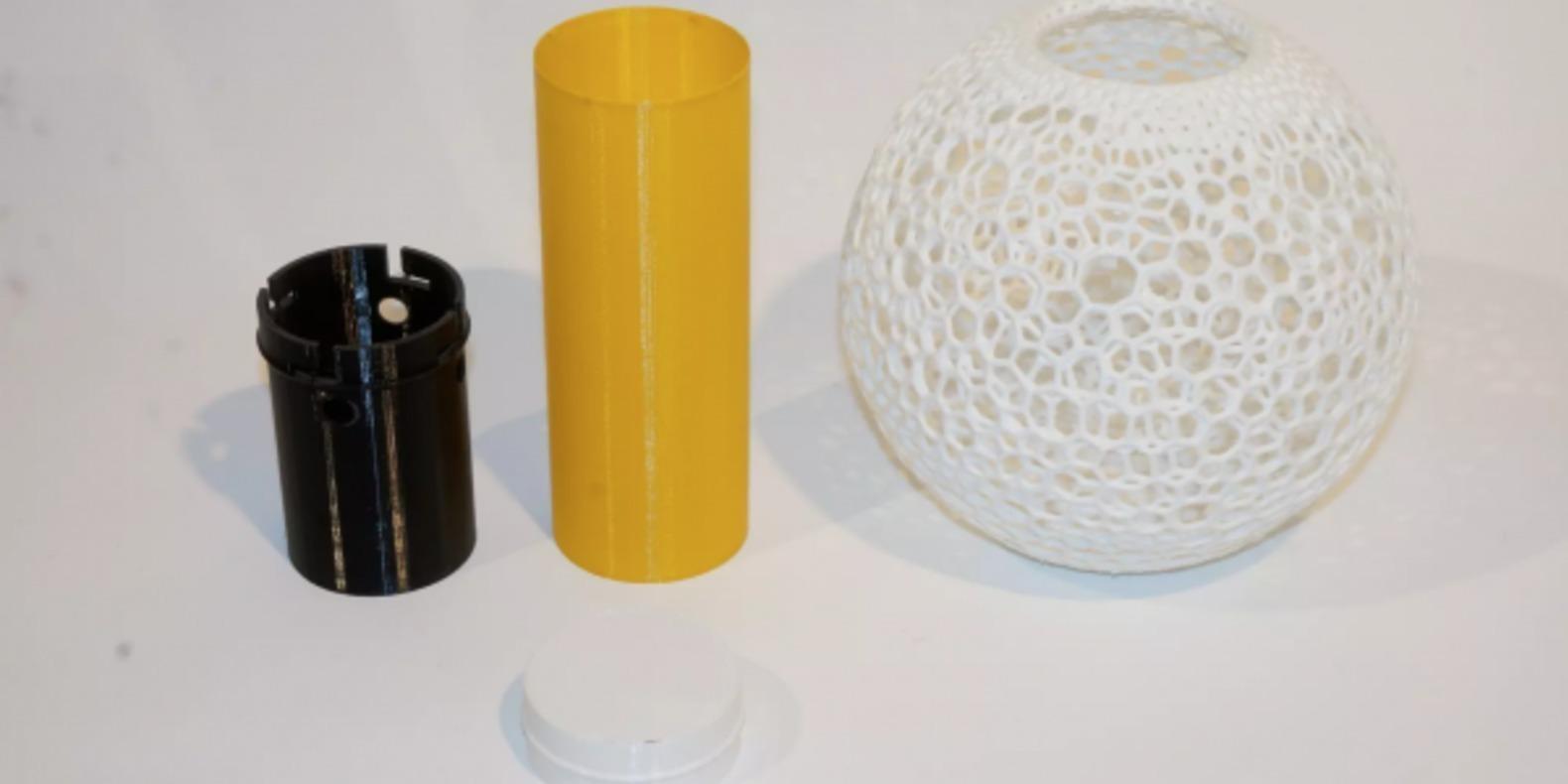 lampe sino makemakemake impression 3D fichier 3D cults 2
