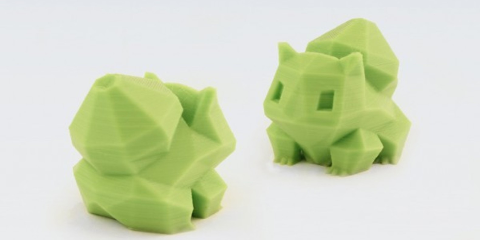 Pokemon go iphone 3D printing impression cults 3D fichier 3D lanceur figurine pikachu 2